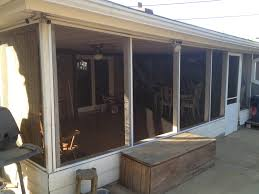 screen patio very simple diy easy projects pinterest