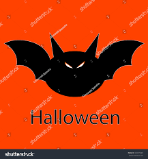 cute cartoon bat happy halloween flat stock vector 326575889