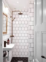 bathroom golden shower ceiling light wooden door mosaic ceramic