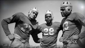 forgotten story of four who broke color barrier in pro football to