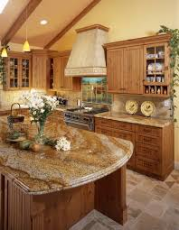 kitchen entrancing rustic kitchen decoration using 3d brick