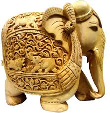 Home Decoration Items India Indian Wooden Carving Elephant Handicraft Home Decor Items From