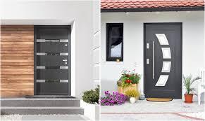 Steel Exterior Doors With Glass Steel 32 Exterior Doors In Stock Modern Home Luxury