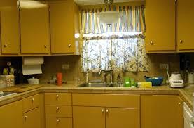 Yellow Kitchen Cabinet Decoration Yellow Kitchens