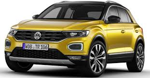 vw reveals t roc compact suv and it u0027s coming to sa iol motoring