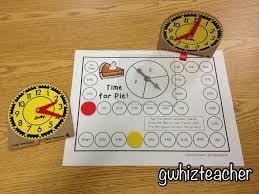 thanksgiving math worksheet gwhizteacher tens u0026 time hands on math games
