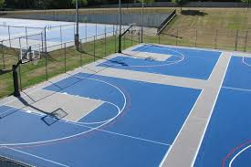 basketball court neave sports