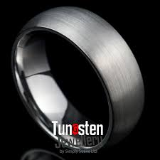 Mens Gunmetal Wedding Rings by Tungsten Rings And Bands Mens Bands And Wedding Rings Australia