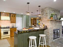 rustic kitchen island lighting ideas with regard to rustic kitchen