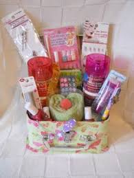 cing gift basket dollar tree girly gift basket 4 yr gift ideas
