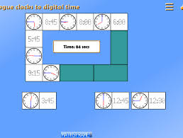 read time to the nearest minute use am pm and 12 hour clock