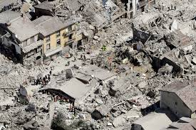 Us Geological Earthquake Map Deadly Italy Earthquake Wipes Town Off The Map New York Post