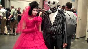 lydia beetlejuice wedding dress nycc giggles lydia deetz skellington