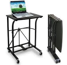 practical fold away portable laptop desk hardware sphere