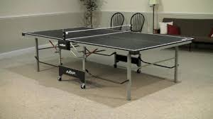 outdoor ping pong table costco amf powermax 2 0 table tennis table raquo sportcraft game