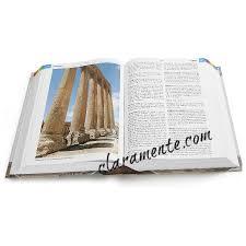 diccionario bíblico ilustrado holman fotos a todo color mapas y