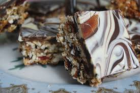 marbled chocolate energy bars delia vegetarian friday challenge