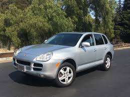 2006 porsche cayenne for sale used cars hayward auto financing for bad credit san francisco ca