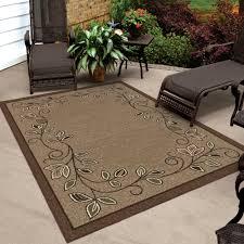 garden décor nutty area rug 5 u00271