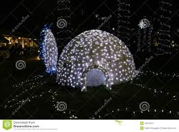 christmas igloo decoration rainforest islands ferry