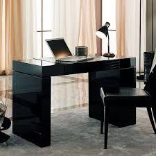 Omnirax Presto 4 Studio Desk Black by Contemporary Home Office Desks