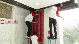 inswall wallpapers how to install wallpapers marshalls wallcoverings youtube