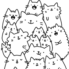 kawaii coloring pages coloring pages kids
