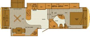 Carriage Rv Floor Plans by Lifestyle Rv Introduces Shorter Model With Rear Living U2013 Vogel