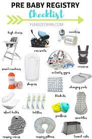 baby registeries time baby registry checklist