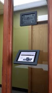 In Wall Mount For Ipad Have A Glass Wall Or Surface And Need An Ipad Android Or
