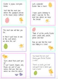 easter scavenger hunt easter scavenger hunt free printable clues happy healthy mama