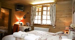 chambre familiale chambre familiale communicante hotel spa la griyotire proche megeve