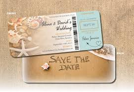 boarding pass save the date boarding pass save the date save the date written in sand
