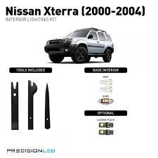 2004 Nissan Xterra Interior Nissan Xterra Premium Led Interior Lighting Package 2004 2003