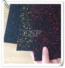 Adhesive Laminate Flooring Colourful Laminate Flooring Roll Speckled Rubber Floor Roll Self