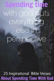 inspirational bible verses spending god