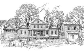 Southern Living House Plans Ashepoo Crossroads House Southern Living House Plans