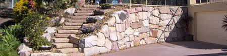 rock u0026 boulder wall builder in gold coast