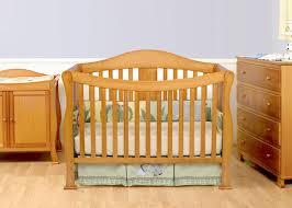 Crib Light Davinci Parker Crib Set In Oak