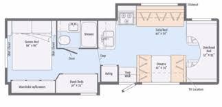 class c motorhome floor plans winnebago spirit rvs for sale camping world rv sales