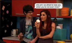robbie theslap hollywood arts victorious cat valentine relationships