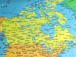 World Map With Cities Map Of Canada Cities 7 Maps Update 800720 Map Canada With Cities 1024x768 Jpg