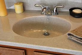 Solid Surface Bathroom Vanity Tops Cool Bathroom Remodel Solid Surface Countertops Get The In Home