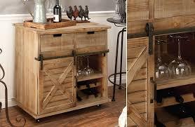 Barn Door Cabinets Sliding Barn Door Storage Cabinet Vintage Storage Cabinets