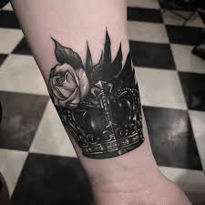 crown tattoos making you feel like kings and queens