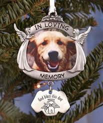 photo pet memorial ornaments fur babies galore