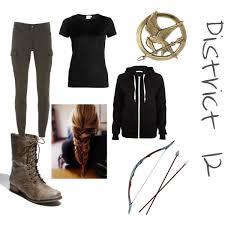 Mockingjay Halloween Costume Katniss Everdeen Halloween Costume Polyvore