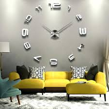 huge digital wall clock u2013 philogic co