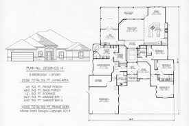 3 car garage plans with apartment 3 bay garage house plans