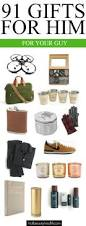 100 gift ideas for the guy s in your life easy gifts gift and